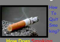 What is Smoking, How Does smoking Get Used, How To Quit Smoking?